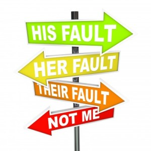 "Parents, families and professionals - let's end ""The Blame Game."""